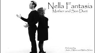 Nella Fantasia - Mother-Son Opera Cover
