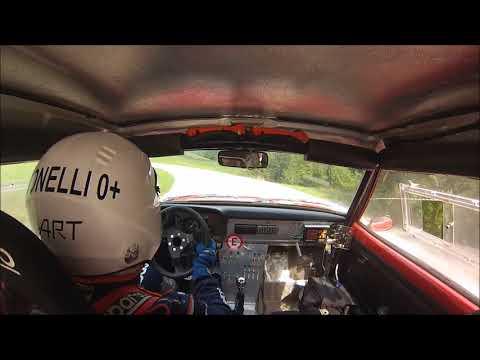 Slalom Castelnovo ne Monti 24-09-2017 D.Tonelli FORD ESCORT RS 2000