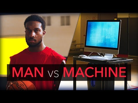 Computer vs Humans In BASKETBALL | The Sport of Science