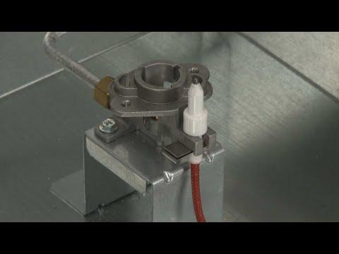 Surface Igniter Clip – Kitchenaid Gas Downdraft Cooktop Repair (Model #KCGD506GSS00)