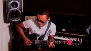 Modern Congolese Guitar Style Flamme Kapaya