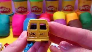 Пластилин Play Doh (Плей До)! Машинки, развивающие для детей!(Пластилин... Сколько радости дарит он детям! Сколько забавных и интересных поделок можно вылепить с помощью..., 2014-08-29T11:55:16.000Z)