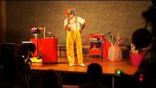 animation spectacle ,clown, ballons sculptés gargenville le mesnil st denis epone le mesnil le roi