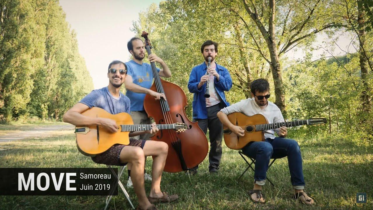 MOVE (Gypsy Jazz) // Samoreau 2019