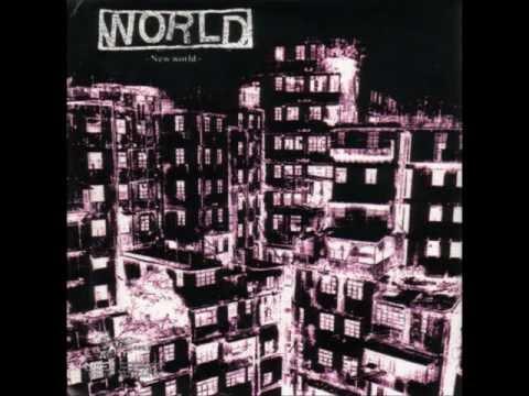 "WORLD (Japan)  "" New World """