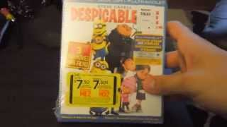 Despicable Me On Blu Ray,Dvd And Digital HD