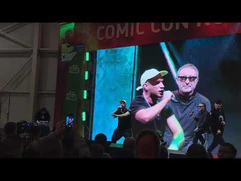 ЛИГАЛАЙЗ - КАРАВАН. Comic Con Russia 2018