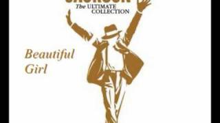 "Michael Jackson - ""Beautiful Girl"" - Audio - (The Ultimate Collection)"