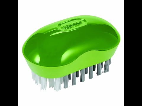Review:  Zyliss Vegetable Brush