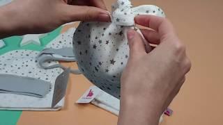 чепчики и шапочки для новорожденных обзор от 15122018