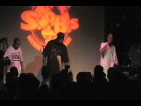 Ruste Juxx and Heltah Skeltah Live @ SOBS