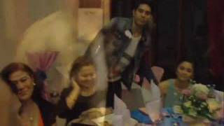 KIMERALD 4EVER CHRISTMAS PARTY part 2 (CUT)