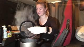 Szybki obiad w ciężarówce, A fast one pot dinner in the truck - Iwona Blecharczyk