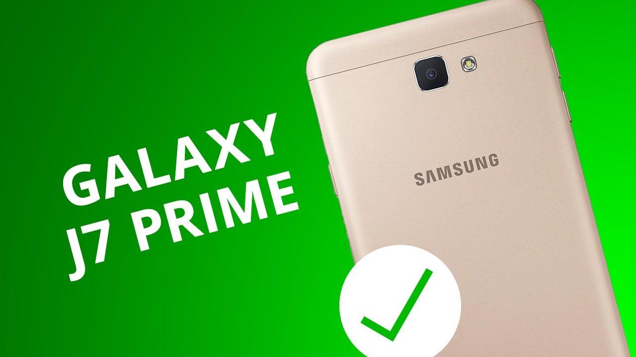 fb7f4ba48 5 motivos para você COMPRAR o Galaxy J7 Prime - YouTube