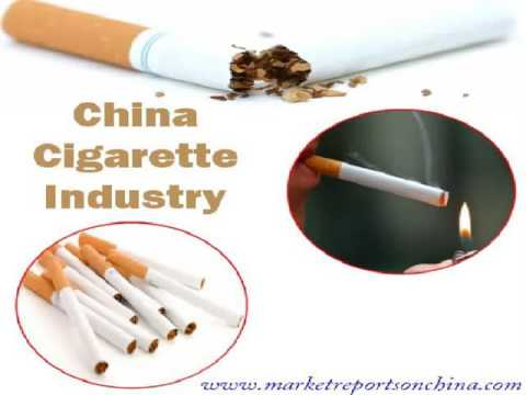Report on China Cigarette Industry