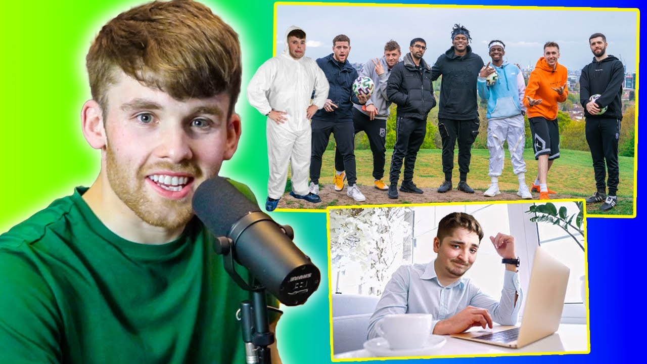 Catching Covid, The Sidemen & Dodgy Searches   S2EP18