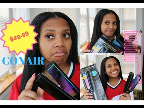 Infiniti Pro by CONAIR Flat Iron Review