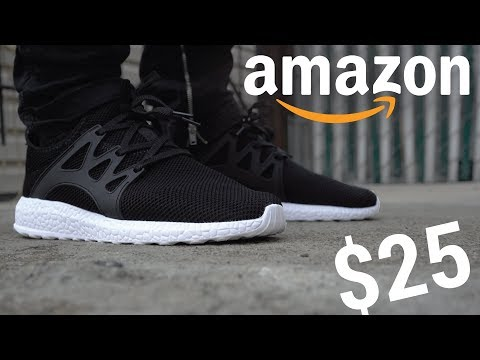 "$25 AMAZON ""BOOST"" SNEAKER THAT DOESN'T SUCK?!"