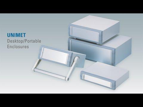 UNIMET   Aluminum Instrument Enclosures