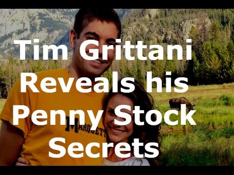Tim Grittani Interview – His Top Penny Stock Tips