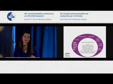 CAHR2017 - Special Session - Advancing HIV, Aging, and Rehabilitation