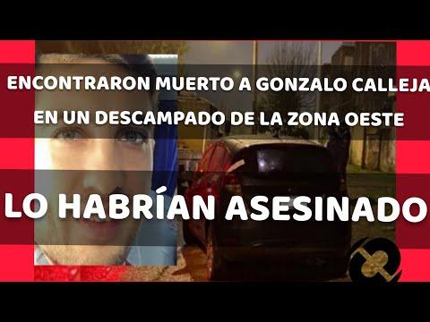 #ENTRERÍOS ENCONTRARON MUERTO A GONZALO CALLEJA: LO HABRÍAN ASESINADO