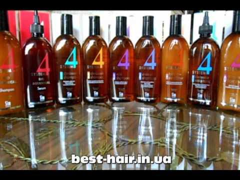 System 4 (Sim Sensetive) - косметика для волос