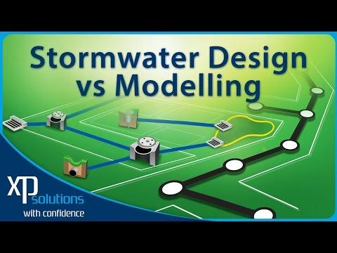 Stormwater Design Vs Modelling: Back To Basics Webinar