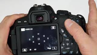 캐논 카메라 타이머 기능 설정 (EOS 700D) - …