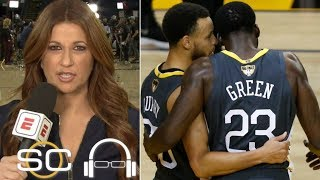 Draymond Green is trying to rally his teammates – Rachel Nichols | SC with SVP
