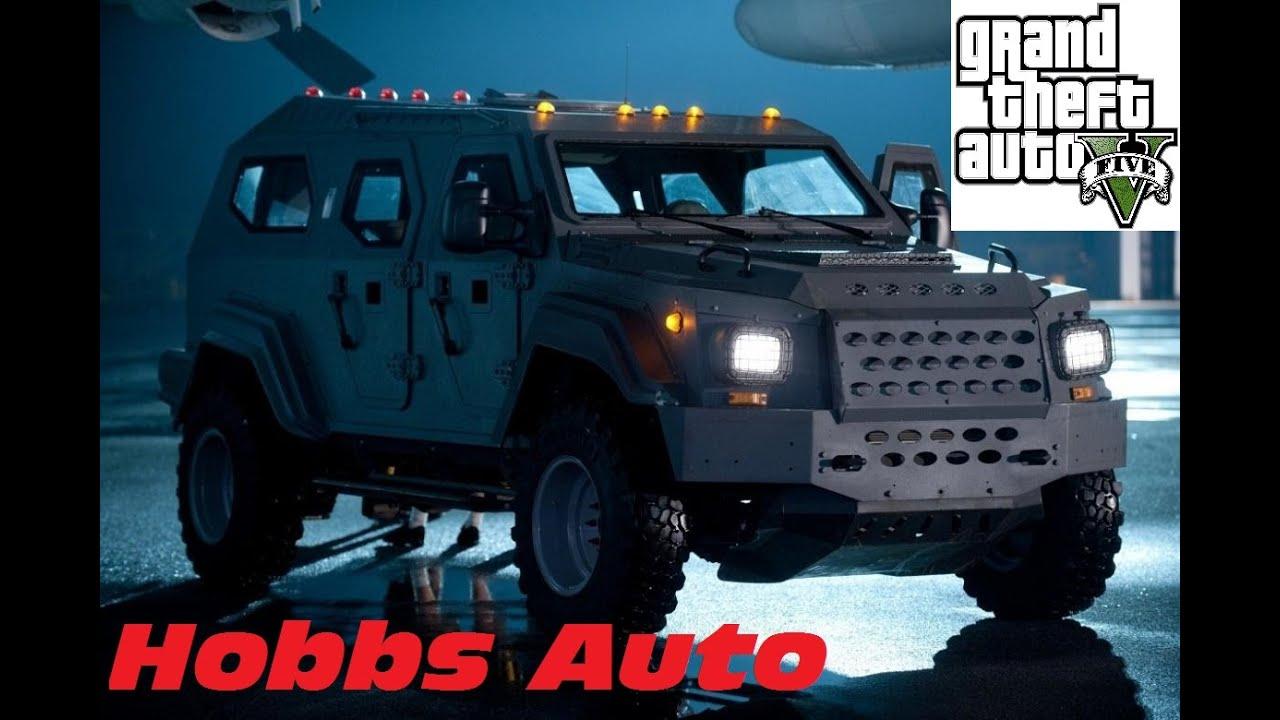 52 Gta 5 Insurgent Gurkah Lapv Fast Five Hobbs Auto
