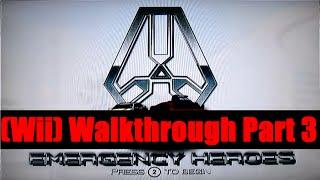 Emergency Heroes (Wii) Walkthrough Part 3 [1080pᴴᴰ]
