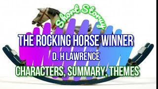 an analysis of the rocking horse winner a short story by dh lawrence Created date: 1/31/2011 6:55:40 pm.
