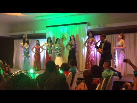 Miss GLOBE BC 2016 / La ganadora #PERLATORRES