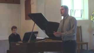 Minnelied Op. 71 no 5 - Brahms
