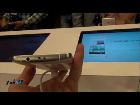 Huawei Ascend D2 Hands On | Deutsch