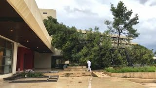 Six people killed after storms hit northern Greece