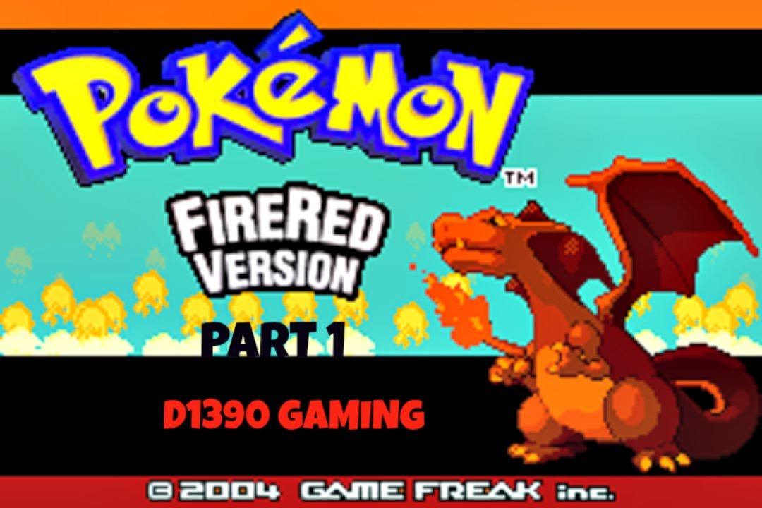 how to get the starters in pokemon fire red