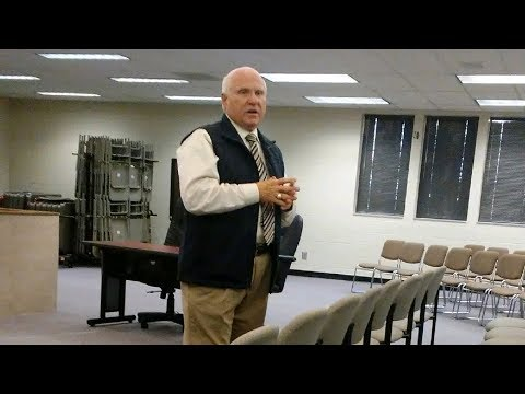 Dr. Carlton Wilson's Superintendent Chat October 2017