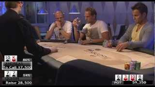 Cash Kings - €107.000 Pot in the last hand of the €50/€100 game