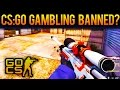 Valve Attacks CS:GO Gambling!
