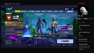 Fortnite playing food fight and new gun gamplay ( Fortnite battle royale )