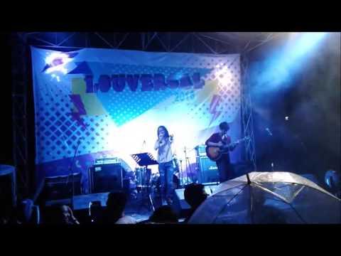 Rahmania Astrini Feat Andri Guitara_Cintaku At Louversal TU