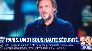 31 décembre , Thierry Paul Valette, Gilet Jaune Citoyen  appel au calme