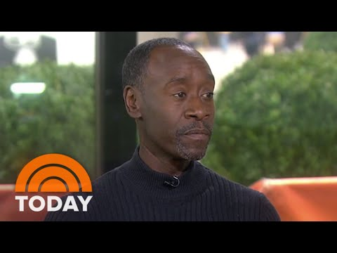 Don Cheadle Talks 'House Of Lies' And Lack Of Diversity In Hollywood | TODAY
