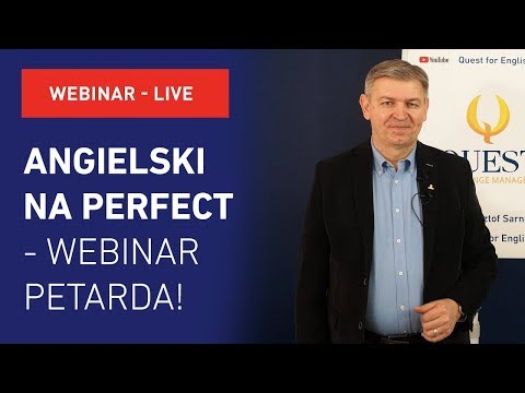 Angielski NA PERFECT - Webinar Petarda