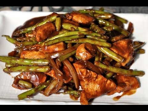 Chicken and asparagus stir fry youtube chicken and asparagus stir fry ccuart Gallery