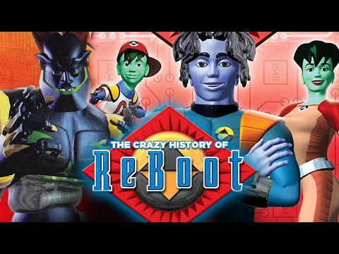 The Crazy Story Of ReBoot & Its Multiple Cancellations