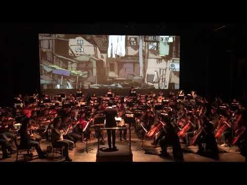 LE SACRE DU PRINTEMPS / Rehearsal (2018)