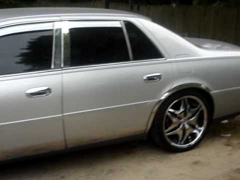 Cadillac Deville 20s - YouTube